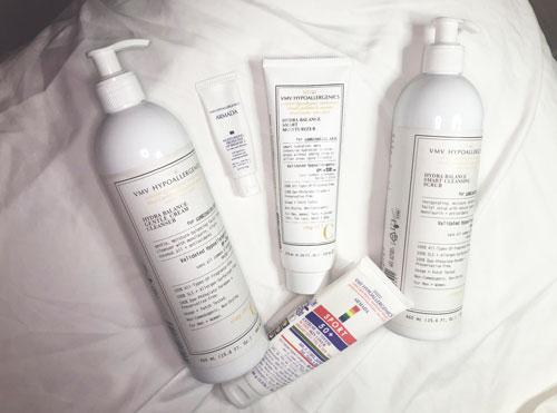 vmv hypoallergenics skincare