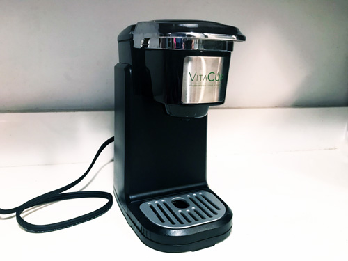 VitaCup Coffee Machine