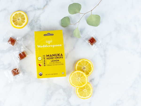 Wedderspoon Manuka Honey Drops