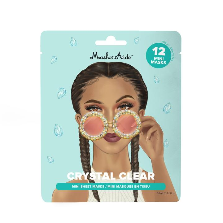 Brightening Crystal Mini Masks
