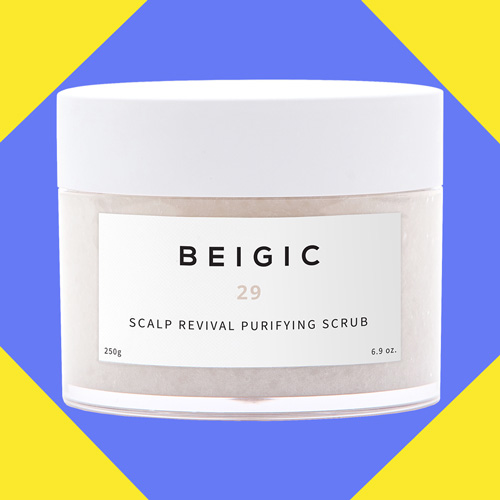 Beigic Scalp Revival Purifying Scrub