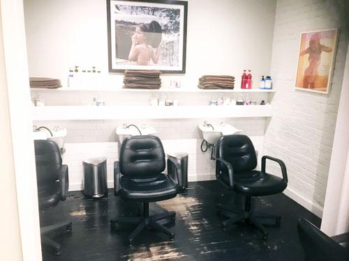 Tosler Davis Salon