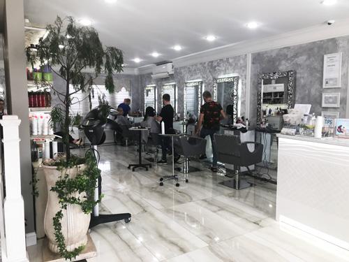 vaesthetic hair salon
